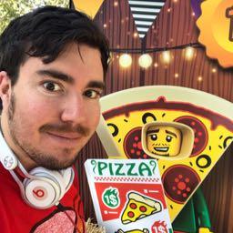 acomedian on One Bite Pizza App