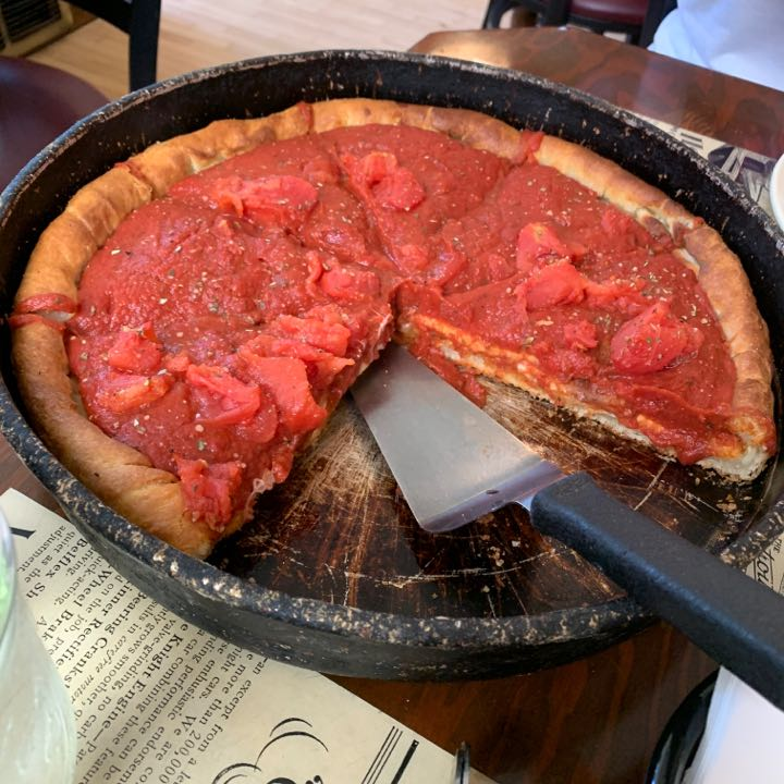 Pizza Reviews for The Italian Pie Shoppe - St  Paul | One