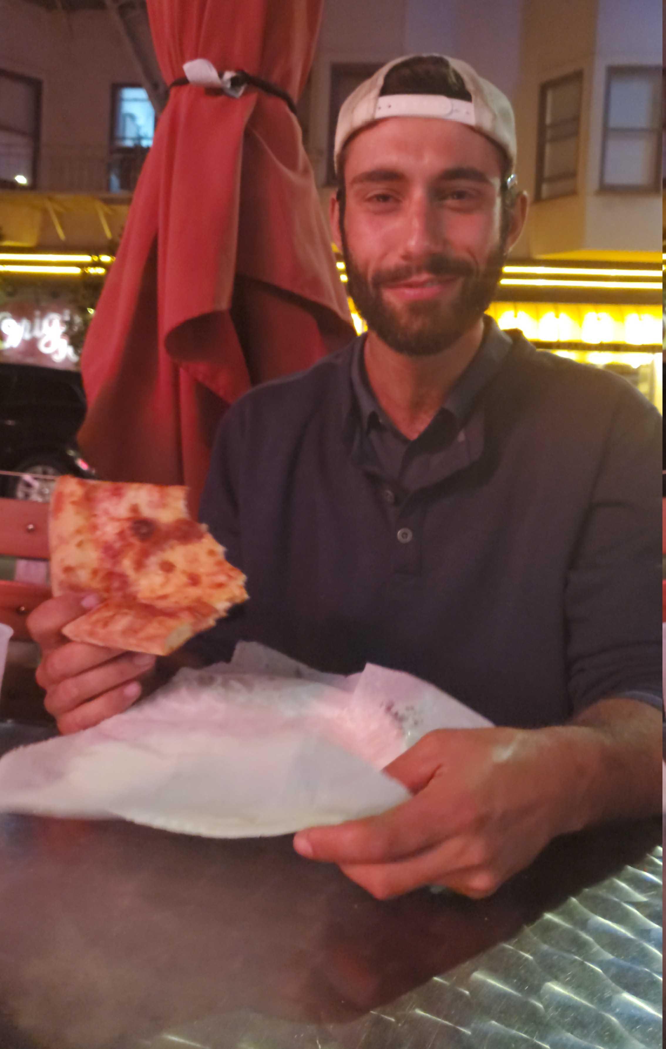 joe.nuzzolo on One Bite Pizza App
