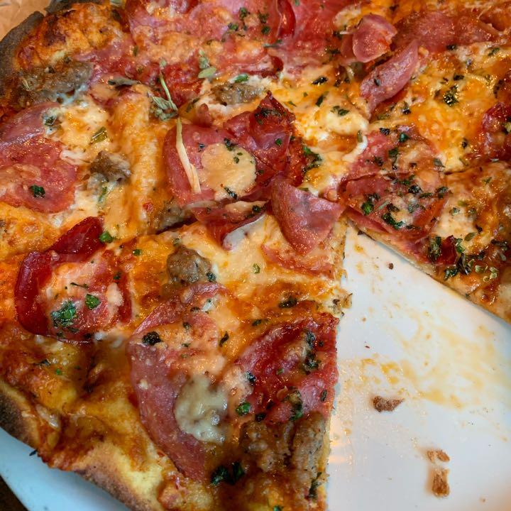 Terrific Pizza Reviews For California Pizza Kitchen At Hunt Valley Interior Design Ideas Grebswwsoteloinfo