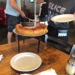 ralphy on One Bite Pizza App