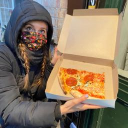 rachel.earl on One Bite Pizza App