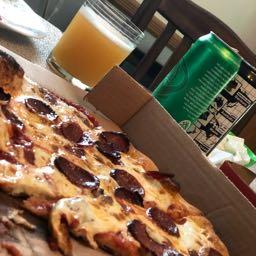 greenmachine on One Bite Pizza App