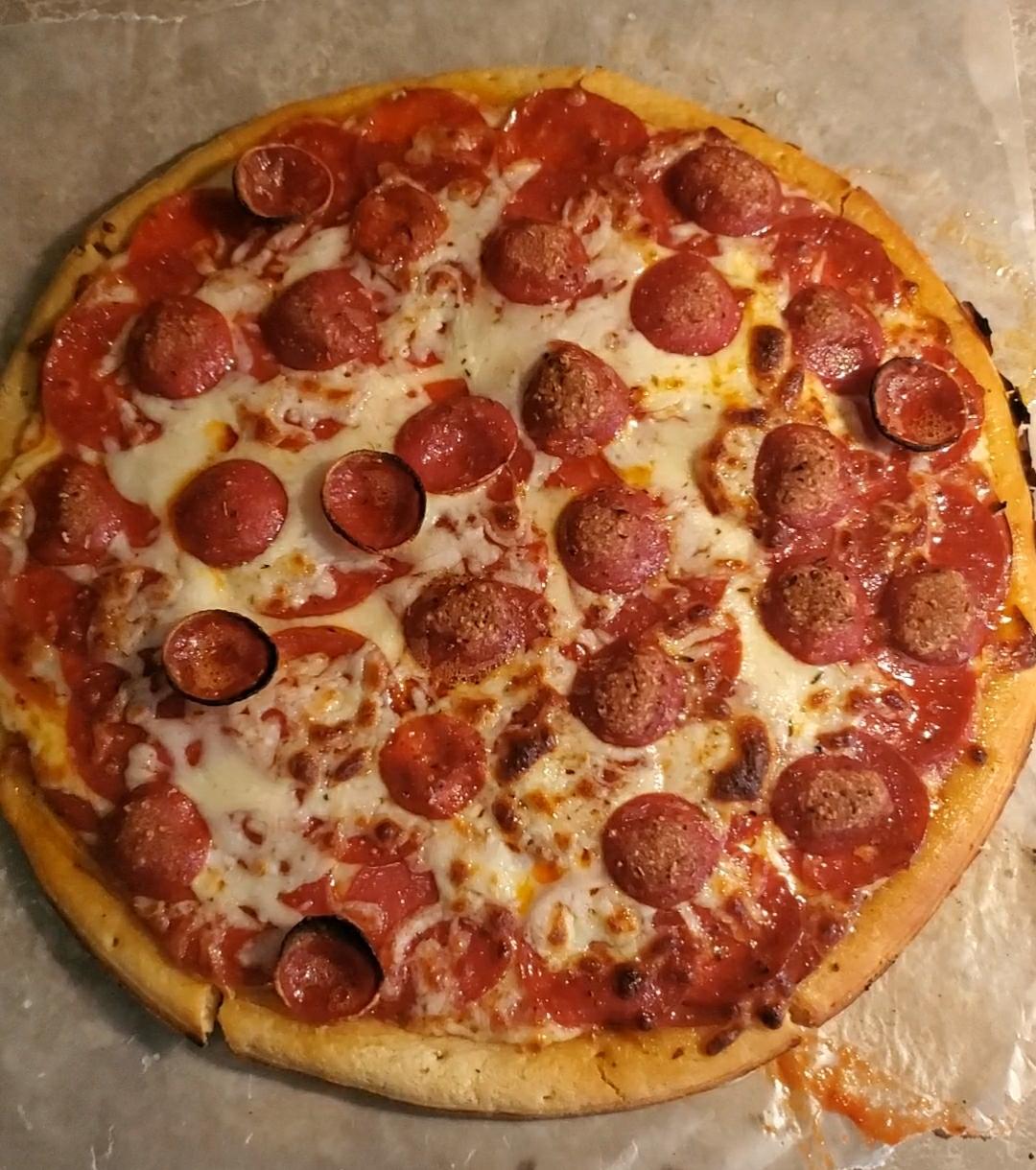 wvbearcat on One Bite Pizza App
