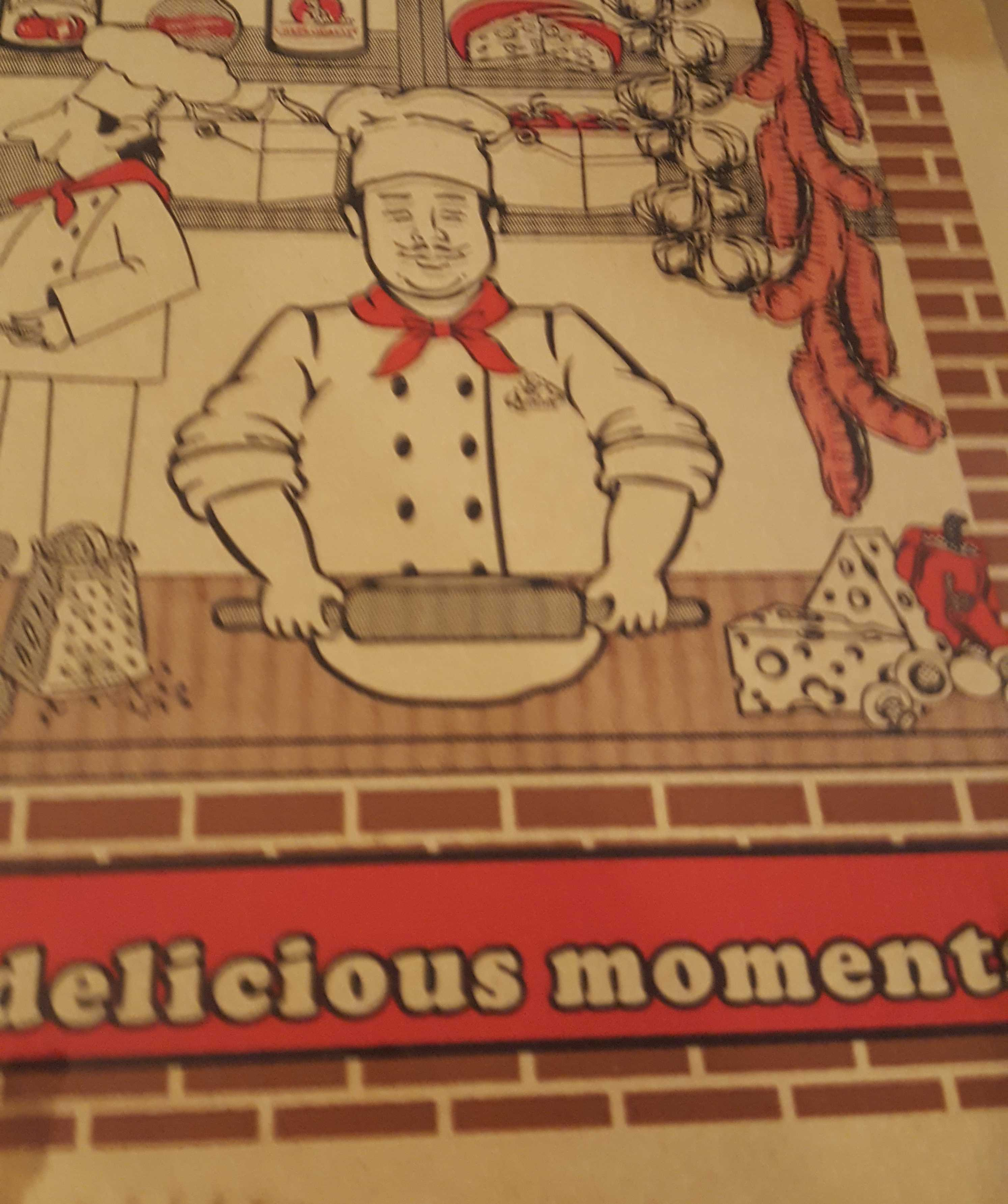 One Bite Pizza Review Bono S Italian Restaurant