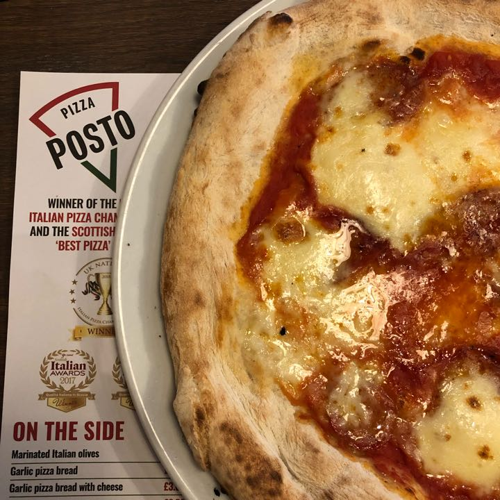 Pizza Posto Reviews Edinburgh Edh One Bite