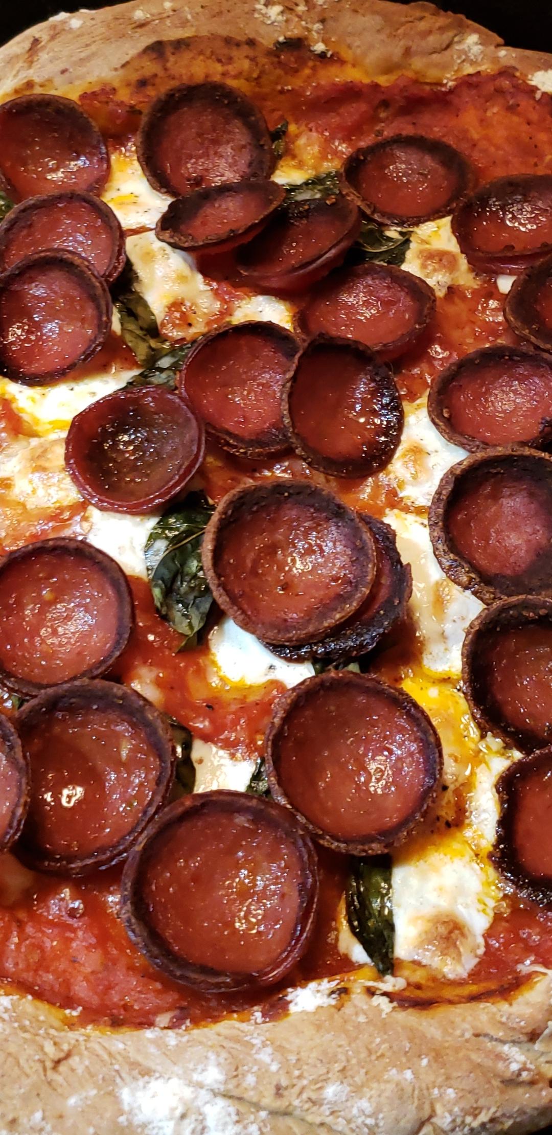 steve.i. on One Bite Pizza App