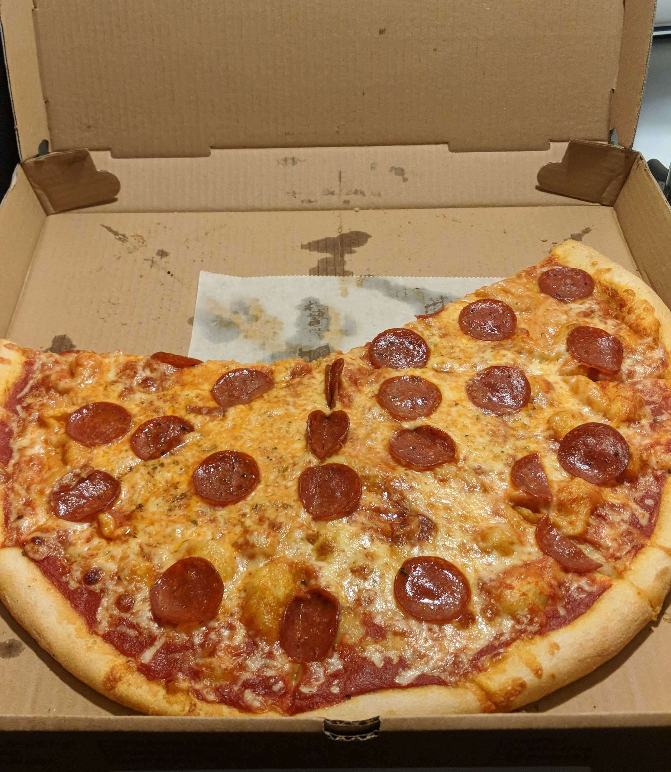 bingpizzaguy on One Bite Pizza App