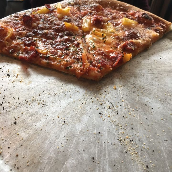 One Bite Pizza Review Forno Kitchen Bar