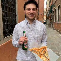 joemikolay on One Bite Pizza App