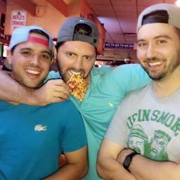 colemanzd on One Bite Pizza App