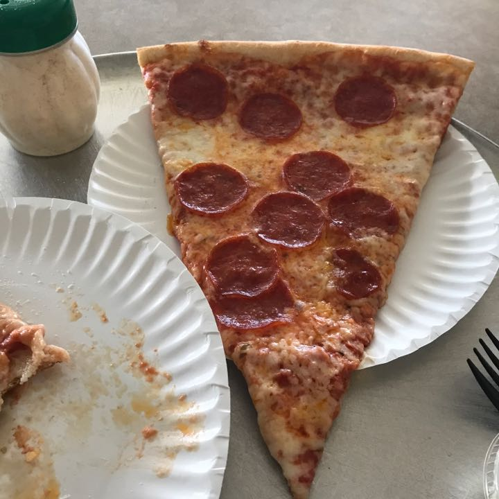 438156b4 One Bite Pizza Review @ Mario's Pizza by nick.eller