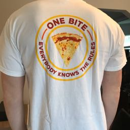 nategino on One Bite Pizza App
