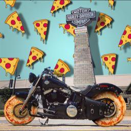 pizzabikemaz on One Bite Pizza App