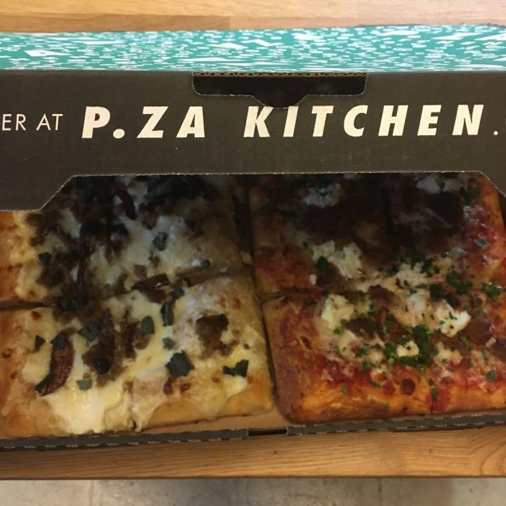 Stick327 S Pizza Review At P Za Kitchen One Bite