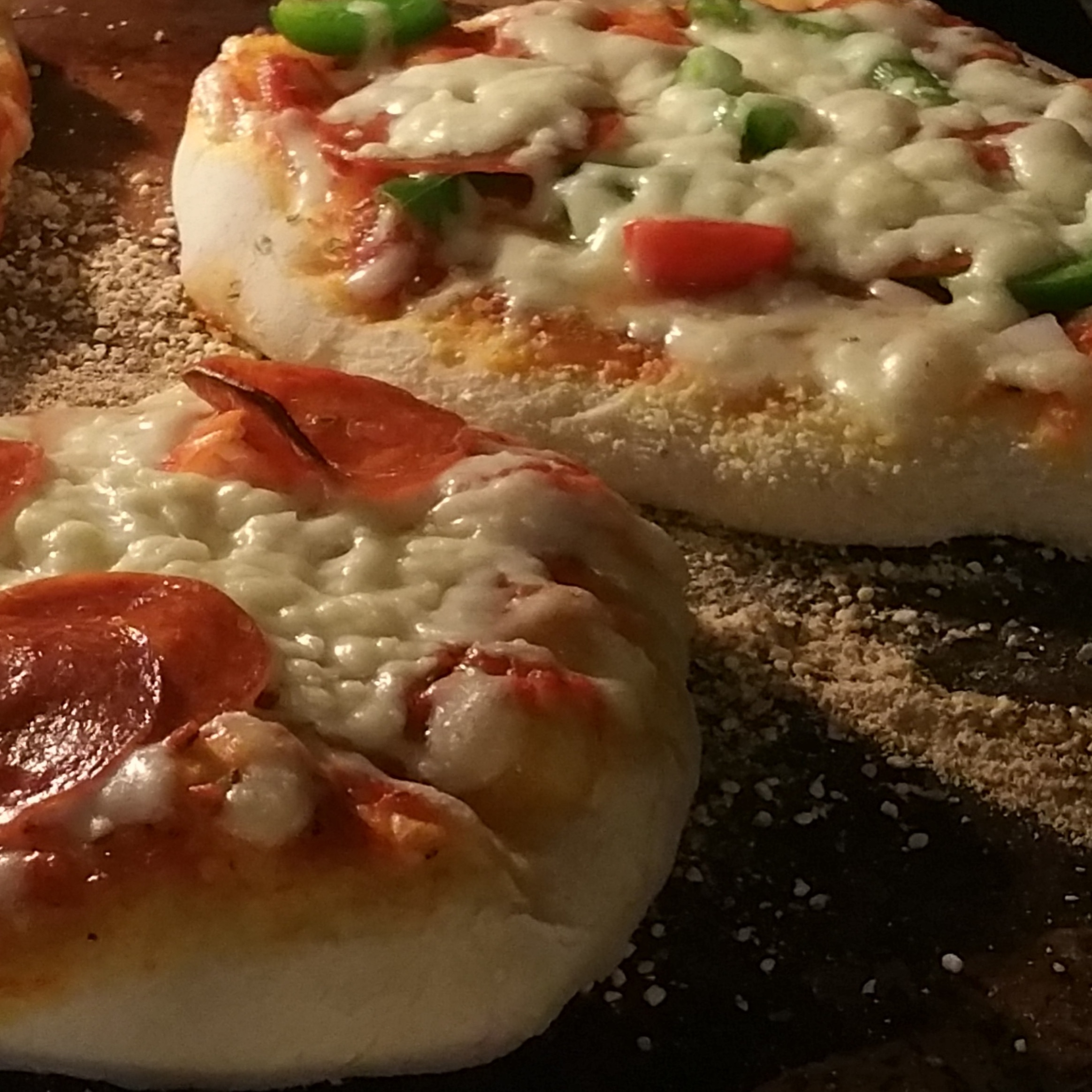 tomspizzal on One Bite Pizza App