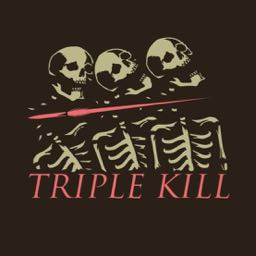 triplekill on One Bite Pizza App