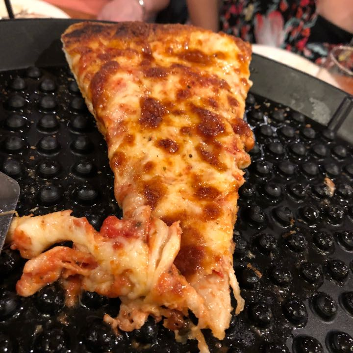 One Bite Pizza Review Old Towne Restaurant