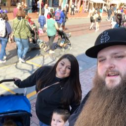 the.beard on One Bite Pizza App