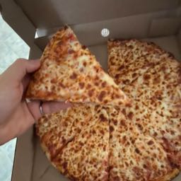 drewzza on One Bite Pizza App