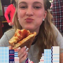 maddie.thrasher on One Bite Pizza App