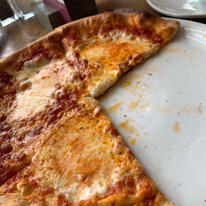 One Bite Pizza Review California Pizza Kitchen At Schaumburg
