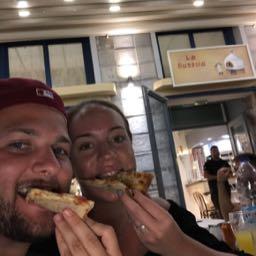 pizzaking2323 on One Bite Pizza App