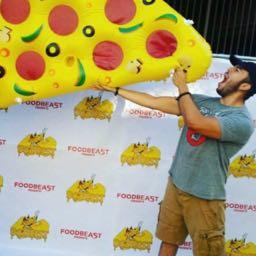 thepizzaczar on One Bite Pizza App