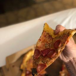 jay401k on One Bite Pizza App