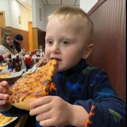 j.way on One Bite Pizza App