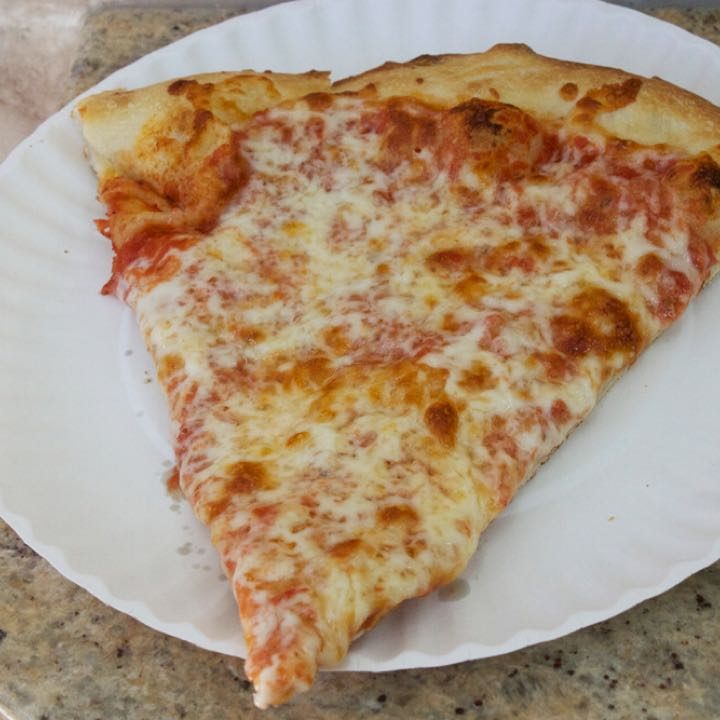 One Bite Pizza Review 99 Cent Fresh By Pizzadahutt