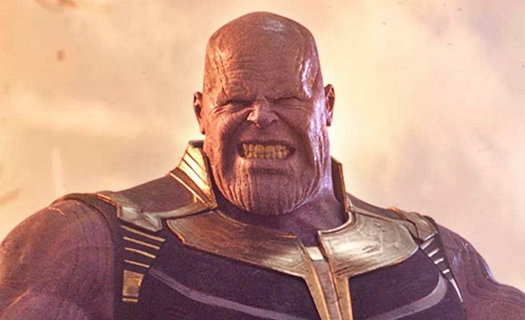 thanos.. on One Bite Pizza App