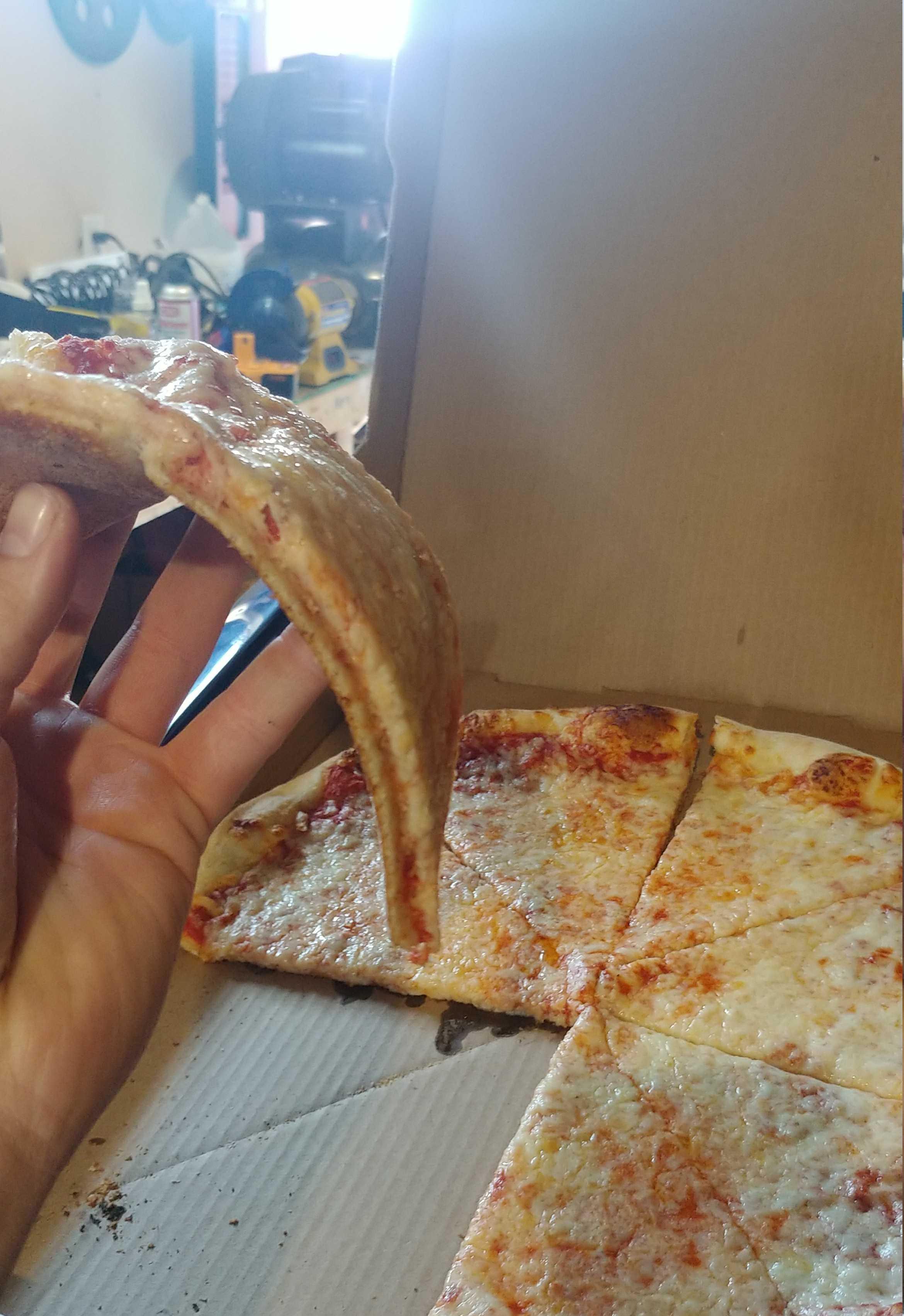 gunner.haynes on One Bite Pizza App