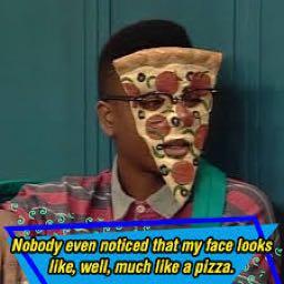 regularslice on One Bite Pizza App
