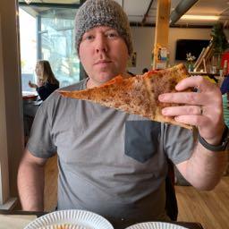 bbutler on One Bite Pizza App