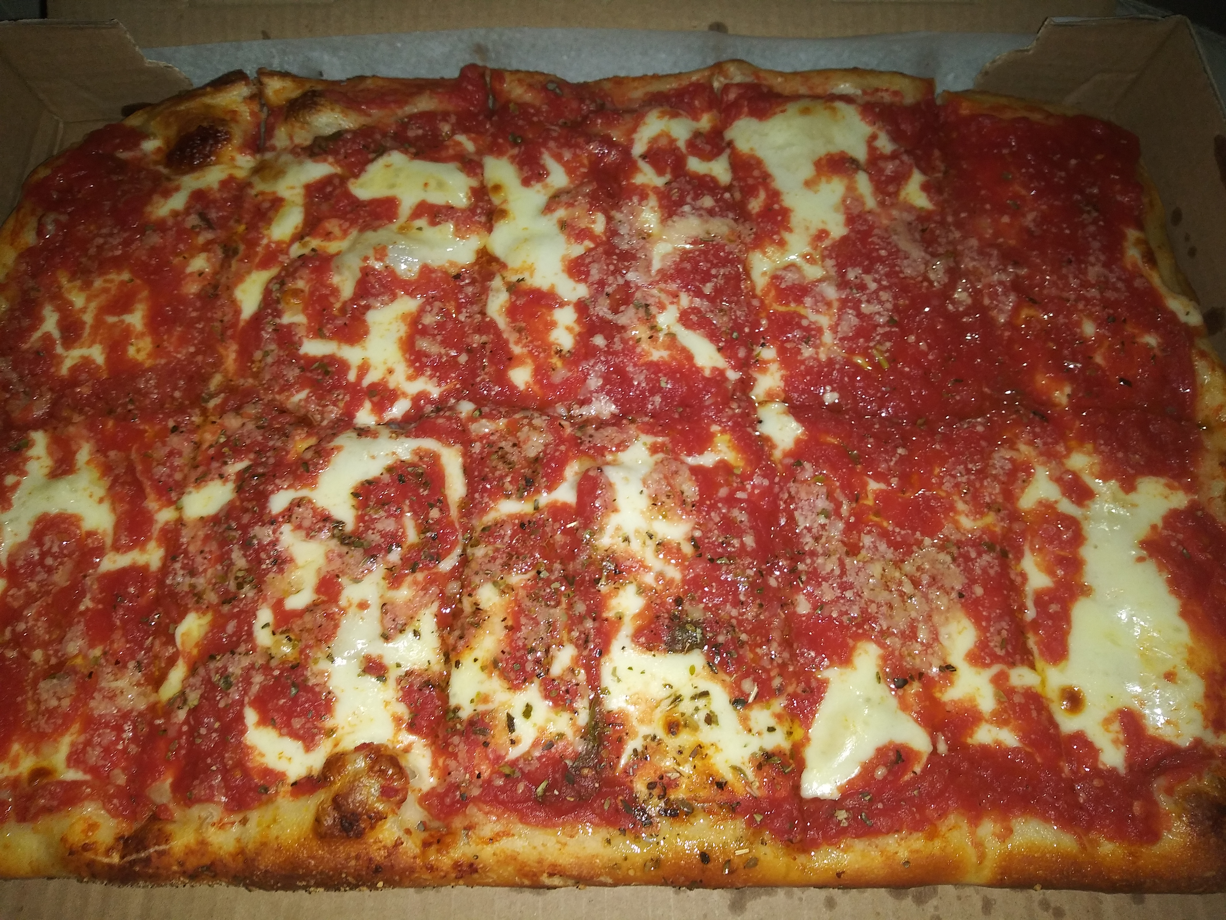 Pizza Review