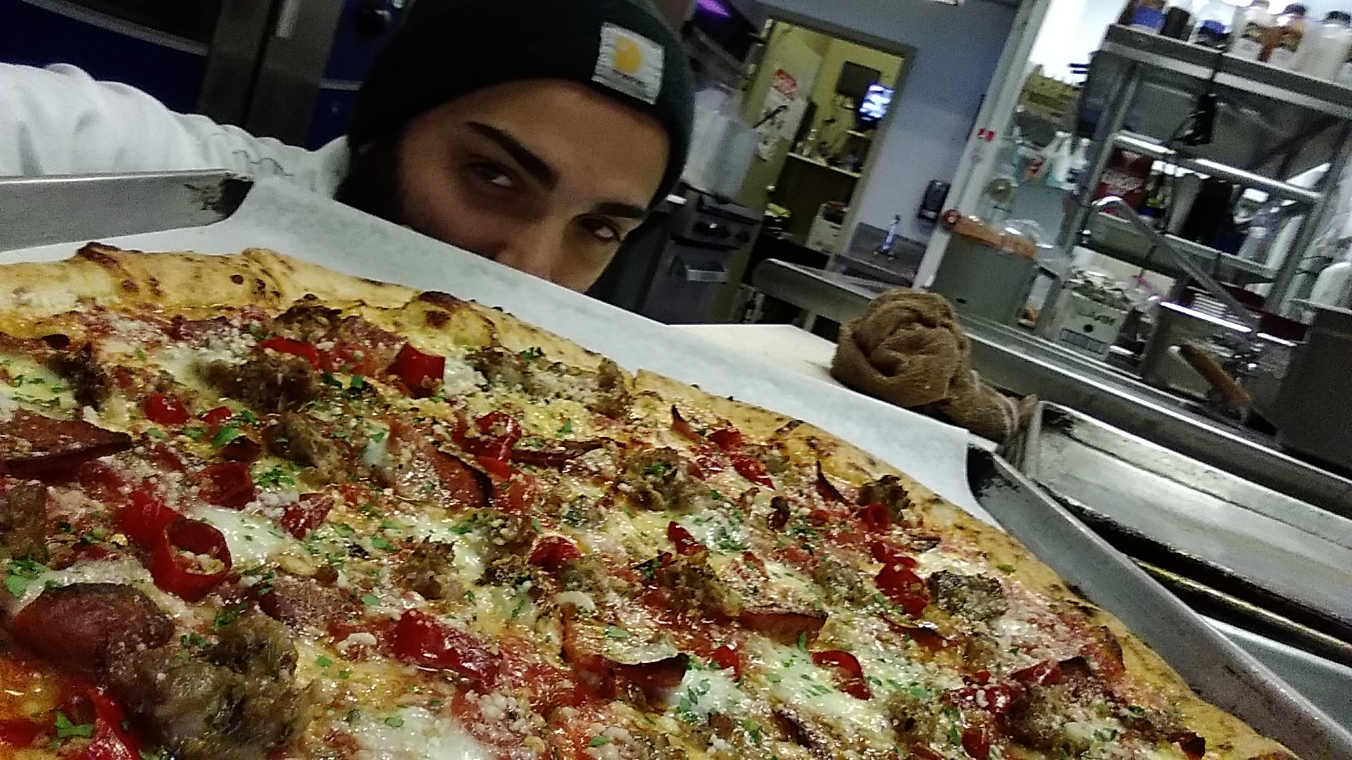 pizzastevee on One Bite Pizza App