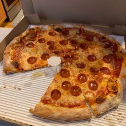 pizzagreek on One Bite Pizza App